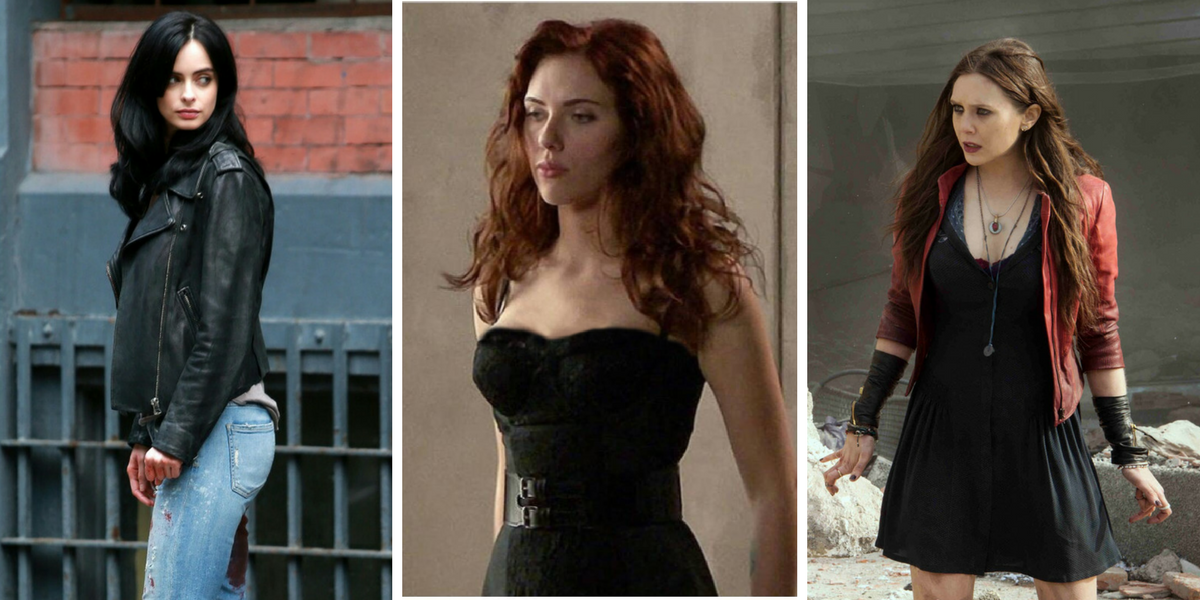10 Female Mcu Characters Who Were Iconic And 5 Who Were
