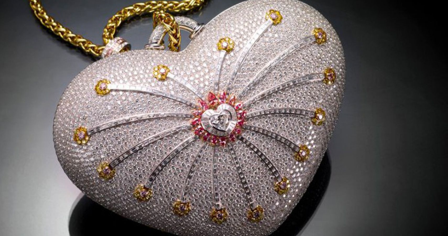 Mouawad 1001 Nights Diamond Purse The World S Most