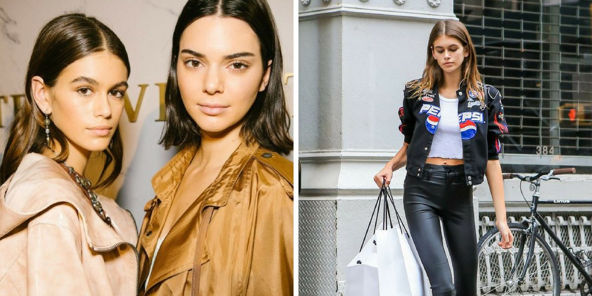 f2e12999ad352 25 Pics To Show Why Kaia Gerber (Cindy Crawford s Daughter) Will Outshine Kendall  Jenner