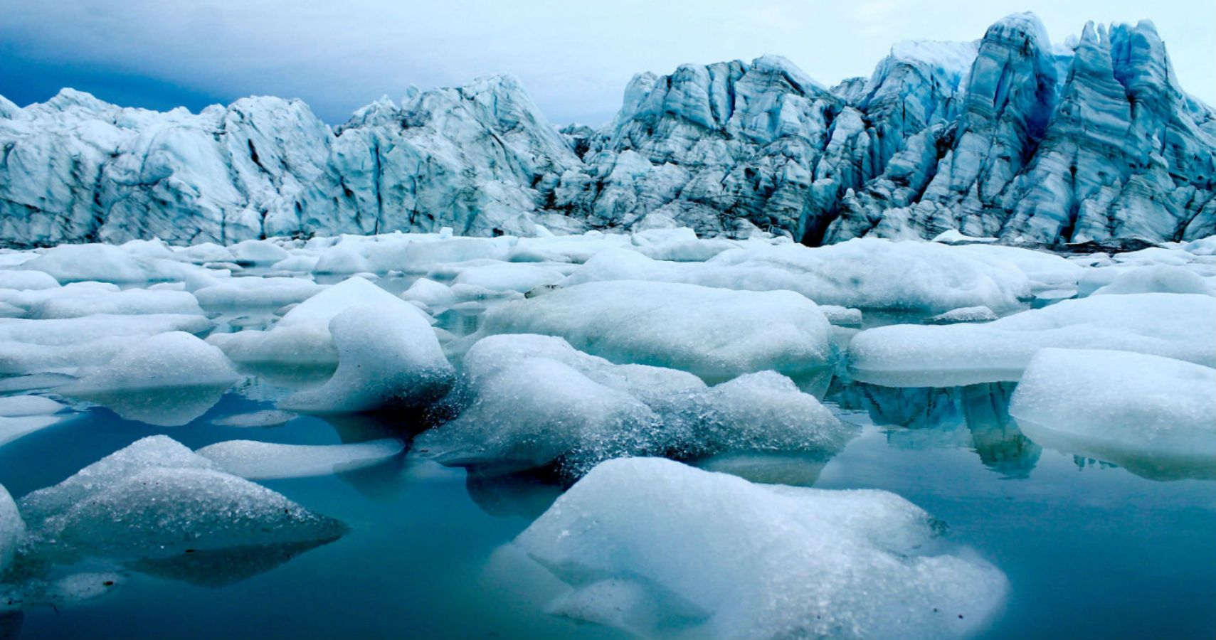 Scientists Say The Rate At Which Greenland's Ice Is ...