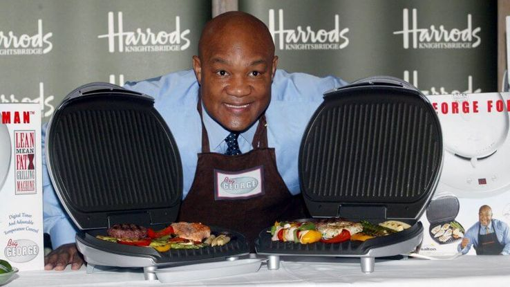 George Foreman & Grill