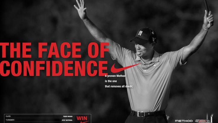 Tiger Woods & Nike