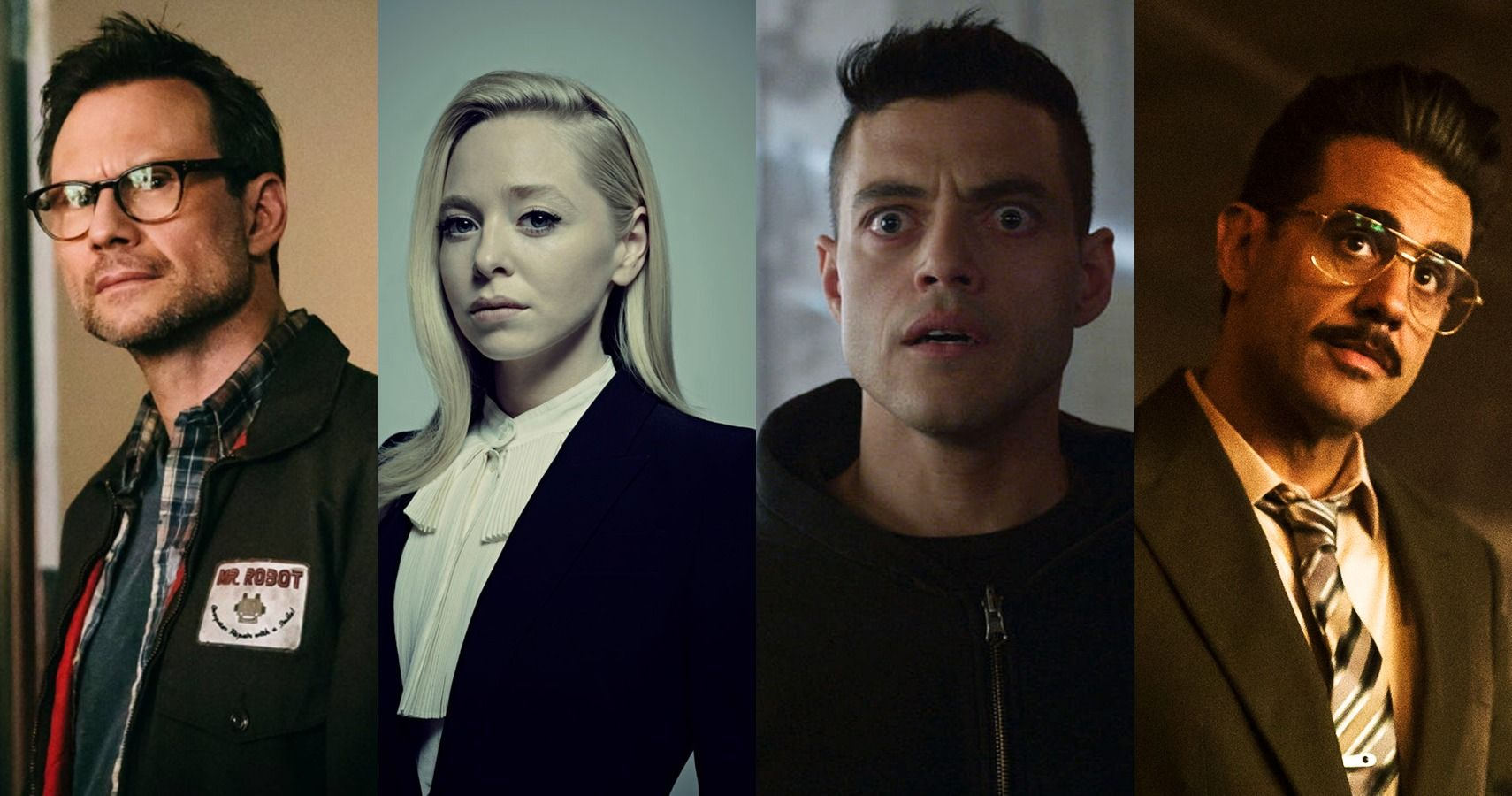Mr robot cast