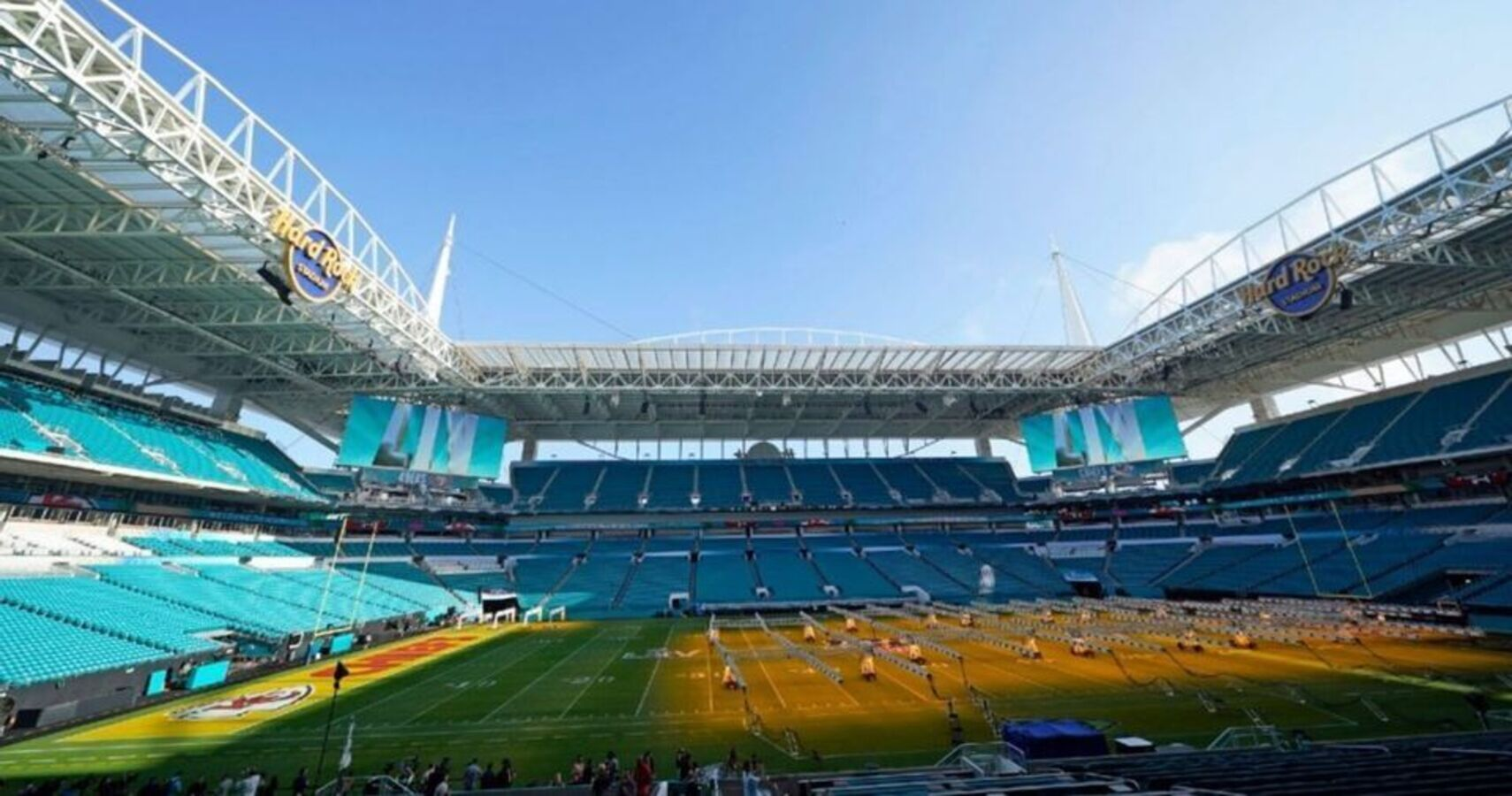 miami dolphins receive approval to have full 65,000