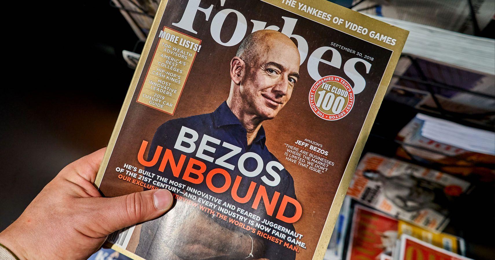Before The Billions: The Life Of Jeff Bezos Prior To Amazon