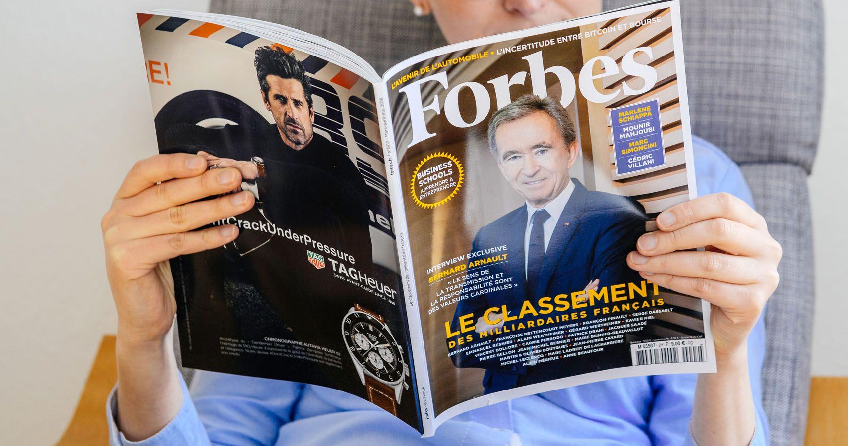 Bernard Arnault Takes Elon Musk's Spot For Second Richest Man In The World