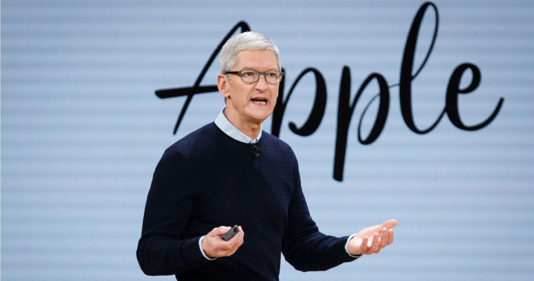 From Student To CEO: The Rise Of Apple's Tim Cook