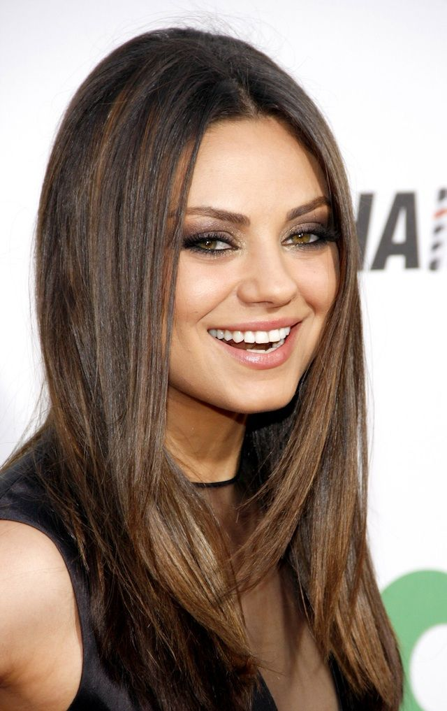 Mila Kunis attending the Los Angeles premiere of 'Ted' held at the Grauman's Chinese Theatre in Los Angeles