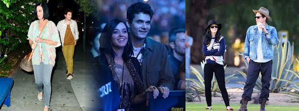 John Mayer and Katy Perry Break Up
