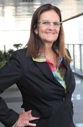 Presidente da Petrobras Maria das Graças Silva Foster