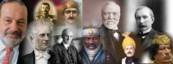 The Richest People Ever