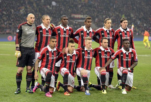AC-Milan-Team