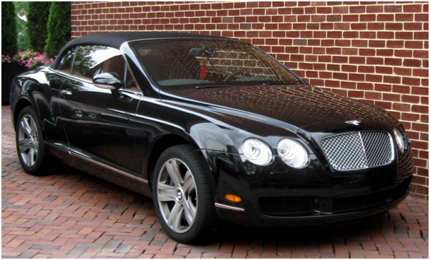 Shahrukh Khan Cars Images Bentley Continental GT