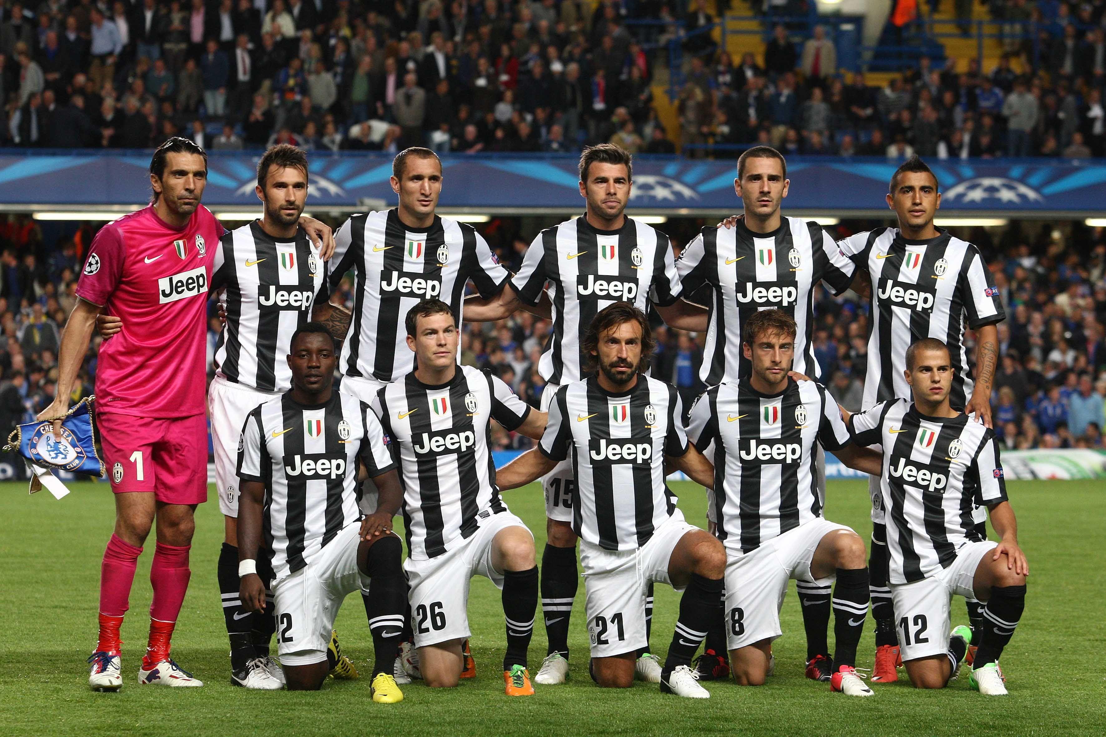 Chelsea FC vs. Juventus - UEFA Champions League 2012-2013