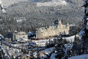 Fairmont Chateau Whistler, British Columbia, Canada