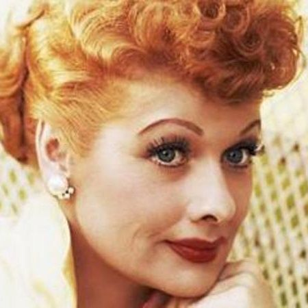 Lucille Ball worth