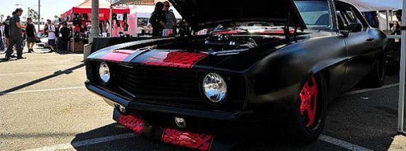 Rob Dyrdek's 69 Camaro