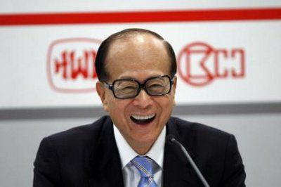 Top 10 Billionaires of Hong Kong 2012