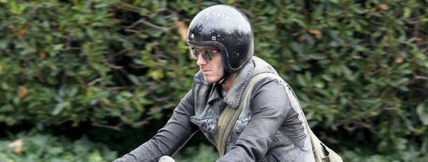 David Beckham Spending On Motorcycles