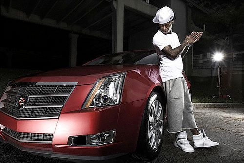 Lil Wayne Cars Collection 2012 mid-sized luxury car whose