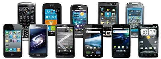 Most Sold Smart Phones in the World