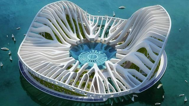 The Most Incredible Structures At Sea